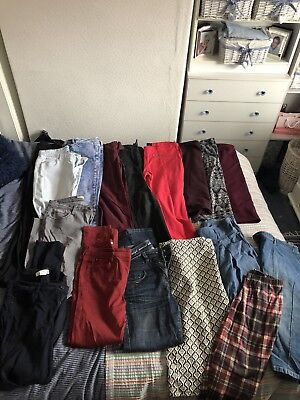 Bundle Of Ladies Clothes Over 40 Items 12-14