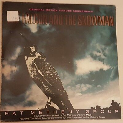 Pat Metheny Group - The Falcon And The Snowman (Original Soundtrack) EMI 1985