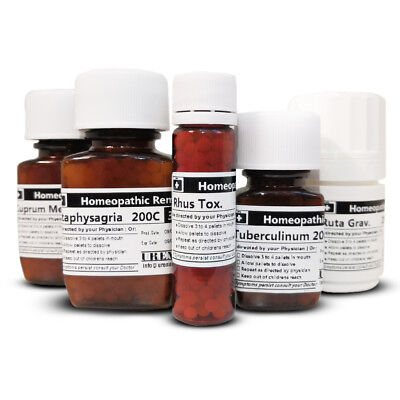 Homeopathy/ Homeopathic Remedy/ Medicine 6c/ 8 Gram
