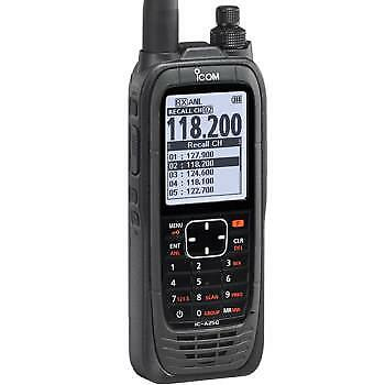 ICOM IC-A25C (New) Handheld Com Transceiver ***$50 Mail-In Rebate***