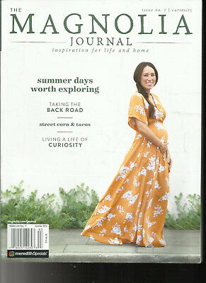 The Magnolia Journal, Inspiration For Life And Home  Summer, 2018   Issue No. 07
