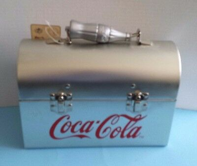 Coca-Cola Brand Lunch Box Item #8630***Shadle Enterprises***