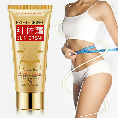 Slimming Massage Cream Fat Burning Tight Body Shaping Lose Weight Anti-Cellulite