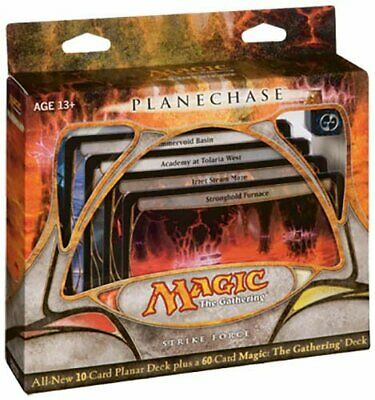 Planechase 2009 Deck Strike Force (ENGLISH) SEALED BRAND NEW MAGIC MTG ABUGames