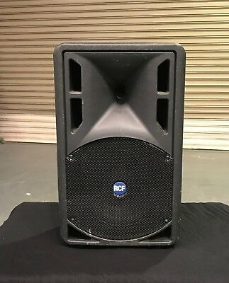 RCF ART310A Active 2way speaker. 400watts RMS - Used