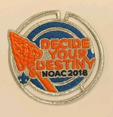 Boy Scout OA NOAC 2018 VIP Leadership National Officer Limited Edition Patch