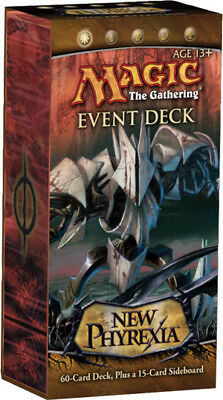New Phyrexia Event Deck War of Attrition (ENGLISH) SEALED NEW MAGIC MTG ABUGames