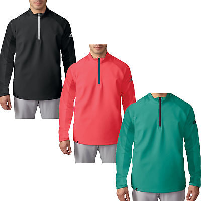 New Adidas 2016 ClimaCool Competition 1/4 Zip Pullover - Pick Color & Size