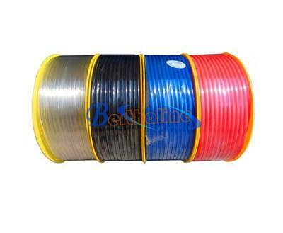 PU Pneumatic Tube Pipe Hose Tubing 5m 10m 25m long Different Size And Color