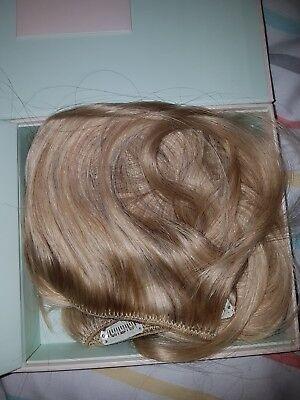 Milk Blush Dirty looks hair extensions remy hair clip in Shade California 20-22