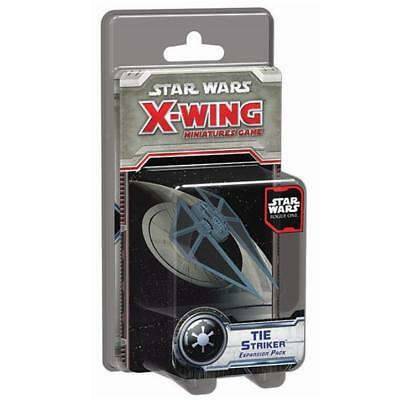 Star Wars X-Wing Miniatures Game TIE Striker Expansion Pack New!!
