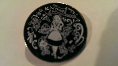 Disney Trading Pins-2014 Alice Sketch Booster-Drink Me