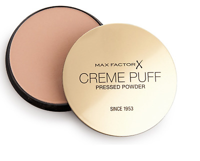 Max Factor Creme Puff Compact Powder - Tempting Touch 53