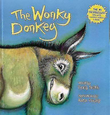 THE WONKY DONKEY by Craig Smith Brand NEW paperback 2017 Edition