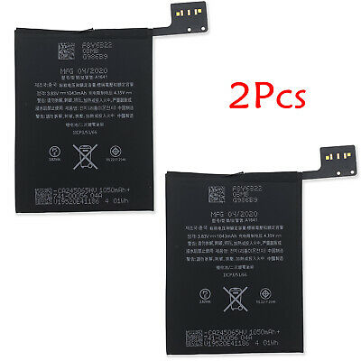 2x For iPod Touch 5 5th Gen A1421 A1509 16GB 32GB 64GB 616-0619 616-0621 Battery