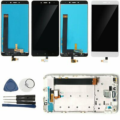 For Xiaomi Redmi Note 4 Touch Screen LCD Display Digitizer with Frame Assembly
