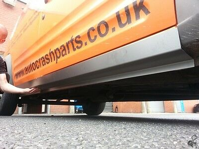 Ford Transit Connect A PAIR of outer sill panel, repair panels for LWB or SWB
