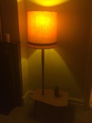 Retro Floor Lamp.  Classic.  In great condition and works perfectly for Its age