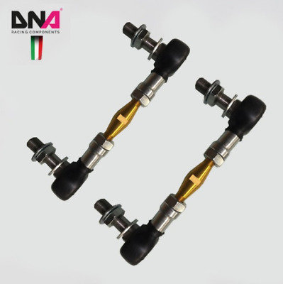 DNA Front Anti Rotation Links Clio 3RS 197/200/Cup/Gordini