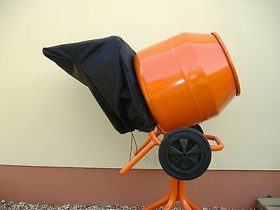 Barrow Mixer Weather Cover Heavy Duty Water Proof, fits Belle etc.