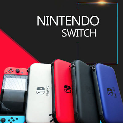for Nintendo Switch Dustproof Hard Shell Carrying Case EVA Storage Bag Cover
