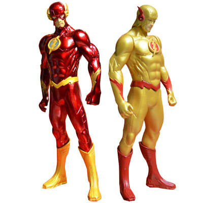 Superhero Barry Allen Justice League The Flash Action Figure Toy Doll Kids AU
