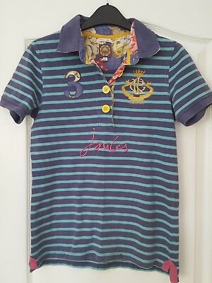 Joules ladies polo shirt