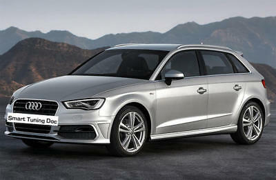 Chiptuning Audi A3 2.0 TDi (140PS) 8P MK1 2003-2008 Stage I (180PS/132KW/400NM)