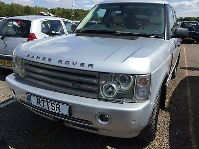 02 Land Rover Range Rover 2.9 Td6 Hse Leather, Climate Cruise 10 Services Nice