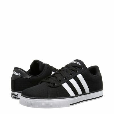 super popular f3d60 d4933 Q16161 Mens Adidas SE Daily Vulc - BlackWhite