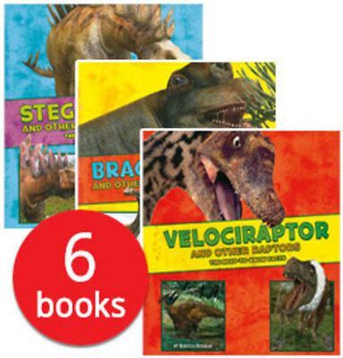 Dinosaur Fact Collection - 6 Books