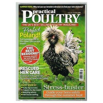 Practical Poultry  Magazine July 2015 MBox2325 Perfect Poland - The best bedding