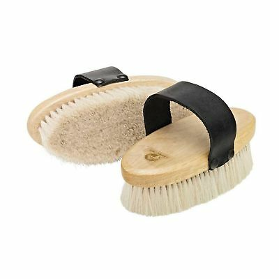 Cottage Craft Goat Hair Body Brush (TL1400)
