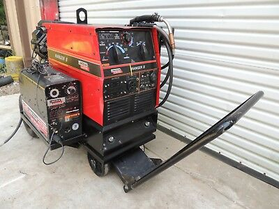 Lincoln Ranger LPG Welding Machine w/LN-25 Wire Feeder in Mississippi NO RESERVE