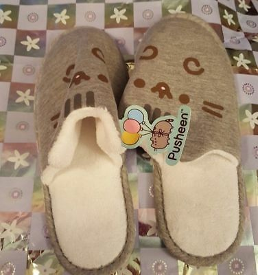Pusheen Slippers (S) 2018 Spring Box Exclusive  **Please see pictures for size**