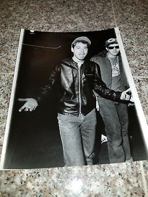 "Vintage Original 7"" X 9"" Press Photo Of The Beastie Boys 1987 Manns Chinese"