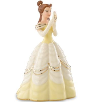 Lenox Disney Princess Beauty and the Beast Beautiful Belle Figurine New COA
