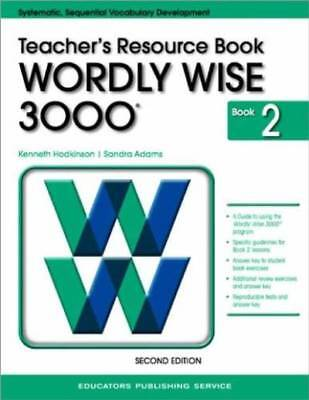 wordly wise 3000 teacher resource book 7 2nd edition 5 29 picclick