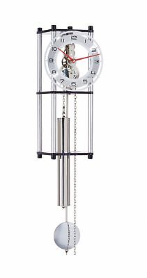 Modern wall clock with mechanical movement by Hermle HE 70999-X40721 NEW