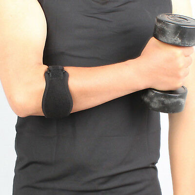 Pro Tennis/Golf  Arthritis Elbow Support Brace Band Strap Clasp