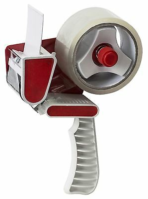 NEW HEAVY DUTY BOX PACKING TAPE GUN DISPENSER SUITABLE FOR 75mm CORE TAPE ROLL