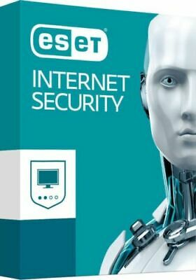 ESET Internet Security 12 Genuine Product Key /License | 2 YEARS | 3 PCS (Users)