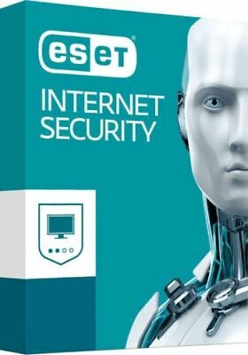 ESET Internet Security V. 12 ( Latest )  Product Key /License | 2 YEARS | 3 PCS