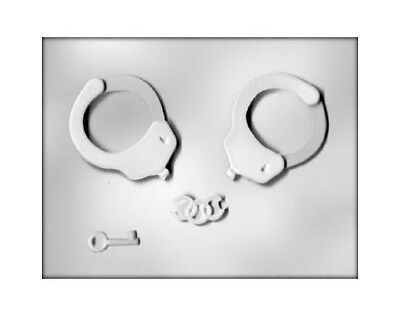 Hand Cuffs Chocolate Mould