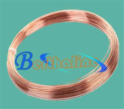 1pcs Diameter 3mm Length 2m New 99.9% Pure Copper Cu Metal Wire