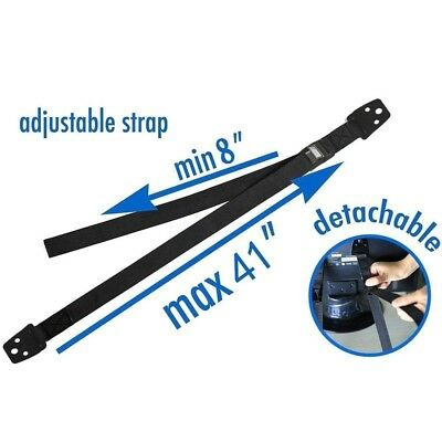 1xAdjustable Anti-Tip Furniture & TV Safety Straps Durable Anchors Safety Straps
