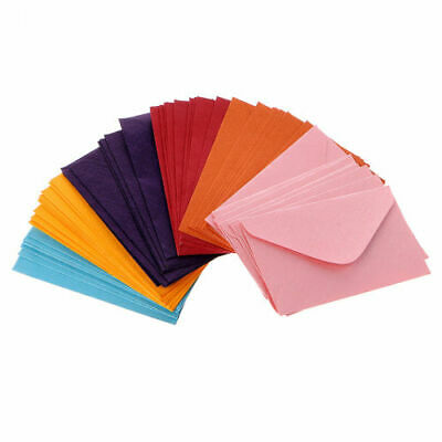 Retro Blank Paper Envelopes Wedding Party Invitation Greeting Cards Gift 6x10 cm