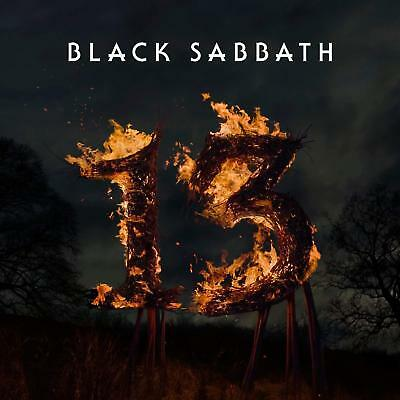 Black Sabbath – 13 2Cd Deluxe Edition With Lenticular Cover (New/sealed)