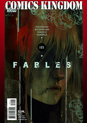 Fables #121-126 VF/NM