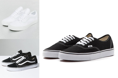 8b739d2311505 Women Vans Old Skool - Authentic Skateboarding Shoes Sneakers Canvas All  sizes